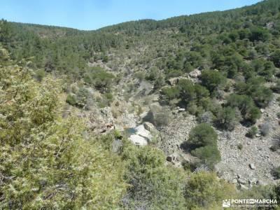 Cebreros-La Merina-Río Alberche;ruta del alba valle del cer las presillas ruidera